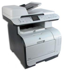 Hewlett-Packard Color Laserjet CM2320 FXI MFP