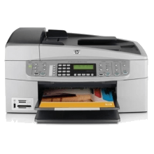 Hewlett-Packard Officejet 7200