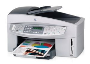 Hewlett-Packard Officejet 7213